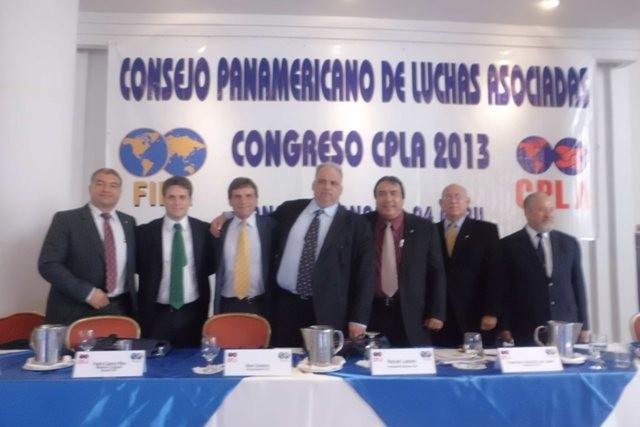 CBLA - Campeonato -  Pan-americano - Senior - de - Luta - Olímpica - 2013 - 120