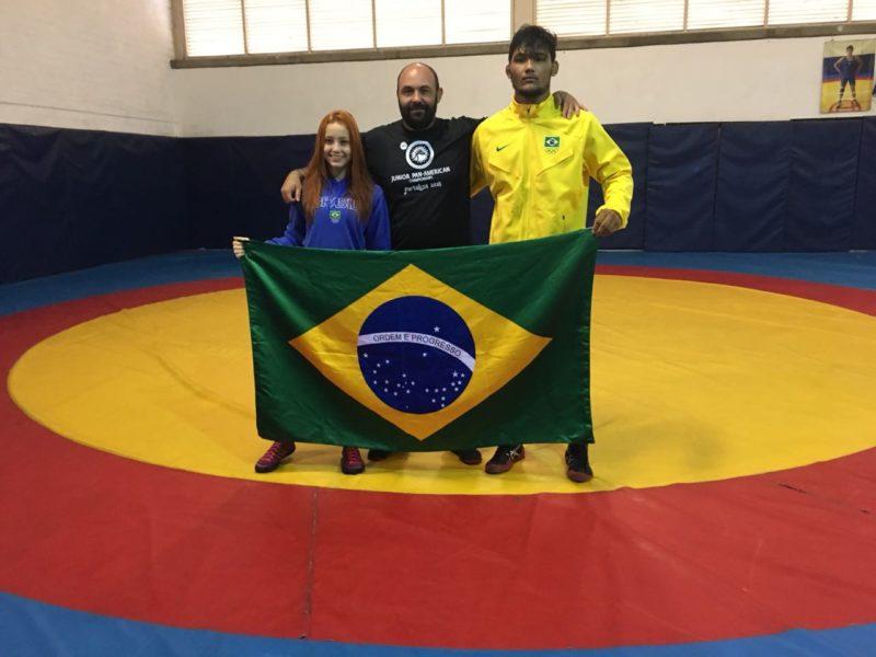 Heloisa Martinez, Flavio Cabral e Igor Queiroz
