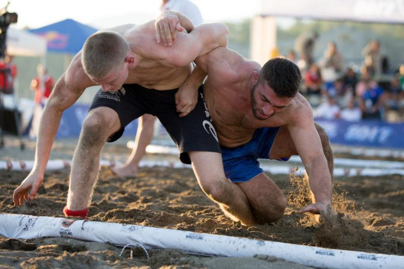 beach_wrestling