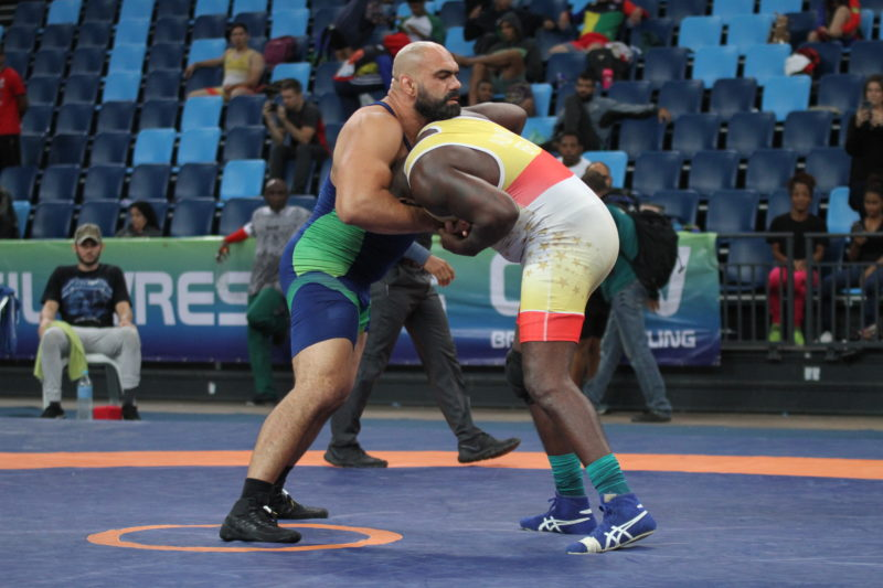 Antoine Jaoude brilhou e vai representar o Brasil nos Jogos Pan-americanos de Lima 2019 (Caio Baptista/CBW)
