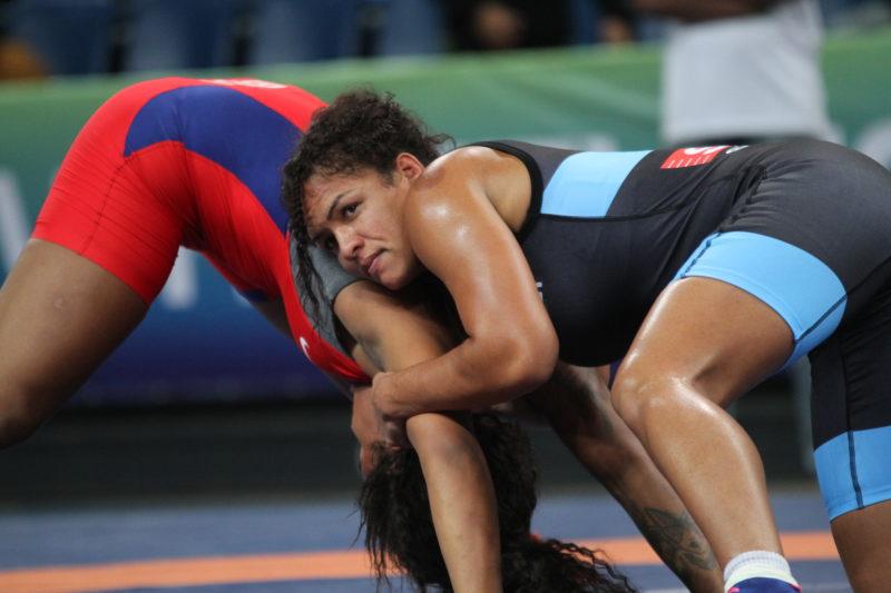 Aline vai em busca do título na Turquia neste domingo (Caio Baptista/CBW)