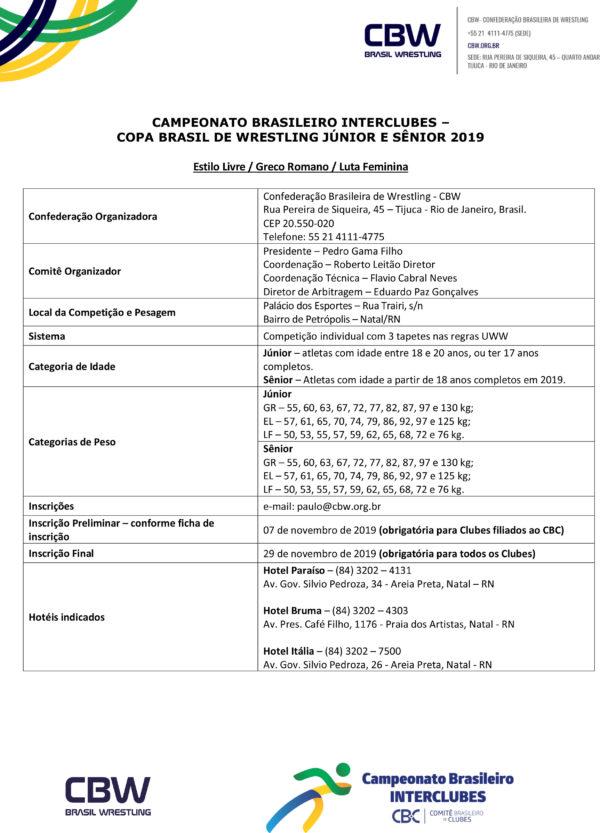 Convite - Copa Brasil de Wrestling Junior e Senior 2019 novo-4