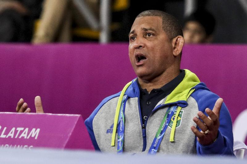 Treinador-chefe da equipe nacional, Angel vai acompanhar de perto o surgimento de novos talentos ©Wander Roberto/COB