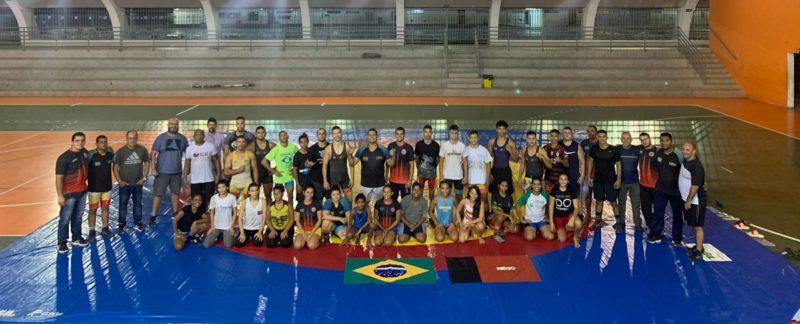 Campo de treinamento de Verão na Paraíba vai até domingo