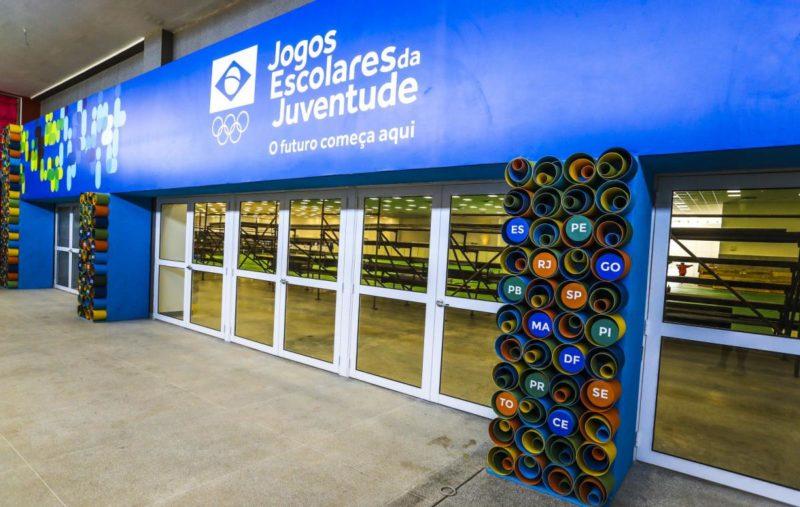 COB anuncia cancelamento dos Jogos Escolares da Juventude 2020 (Wander Robero/COB)