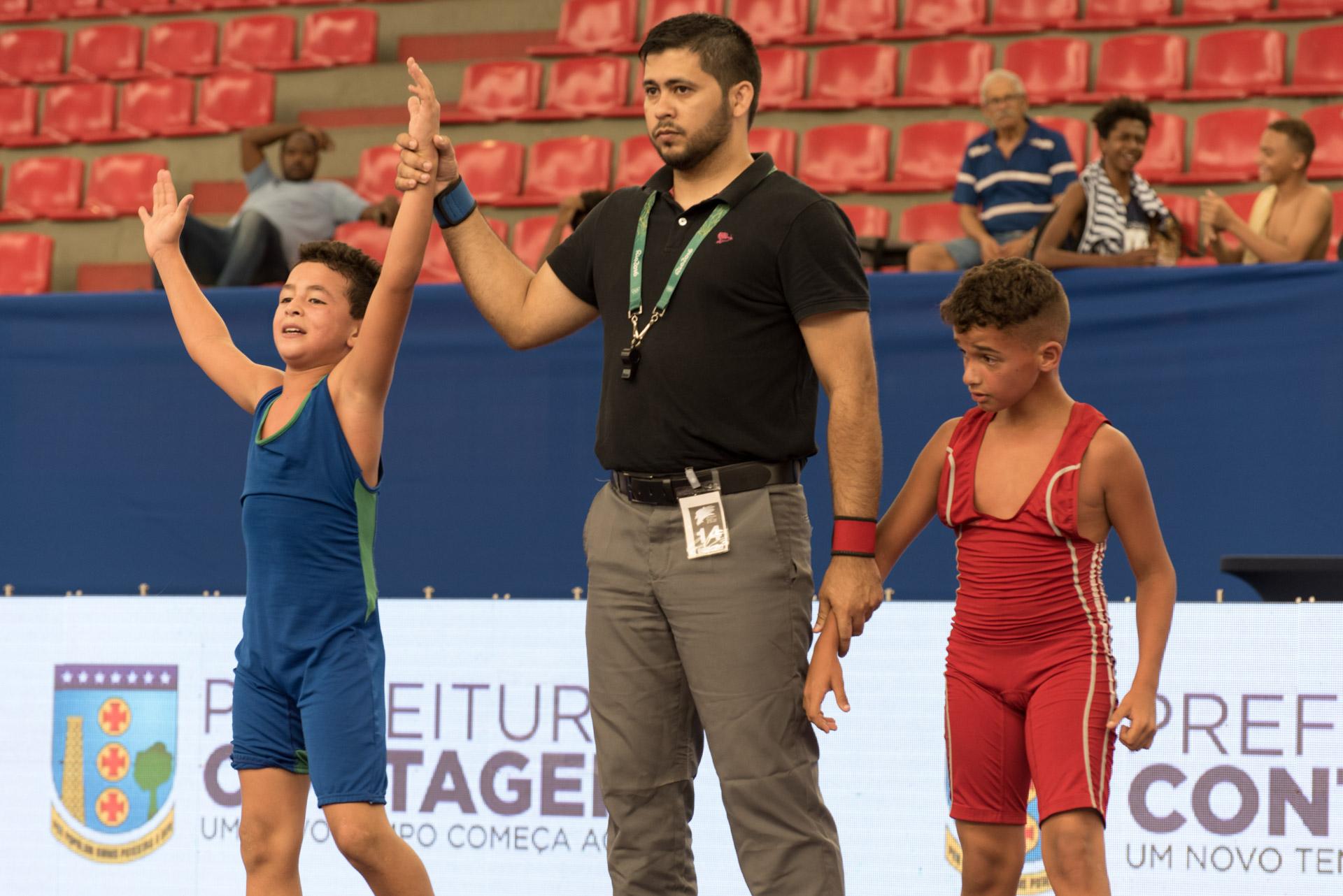 Inclusão no JEBS é mais uma vitória do wrestling nacional 9