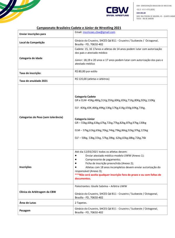 CONVITE CAMPEONATO BRASILEIRO CADETE E JUNIOR 2021 (1)-2