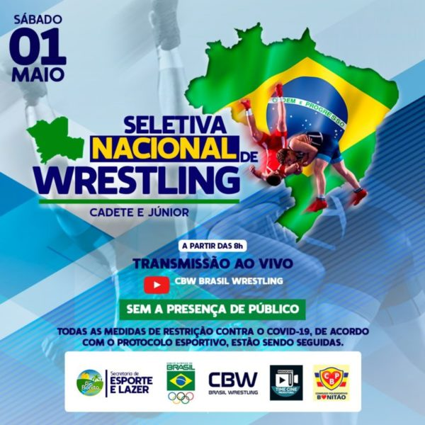 Seletiva Nacional será transmitida ao vivo